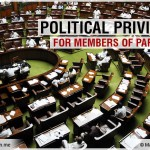 Political Privileges for Members of Parliament
