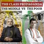 Class Propaganda The Middle vs the Poor
