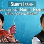 Smriti Irani vs Rahul Gandhi