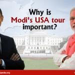 Why is Narendra Modi USA tour important
