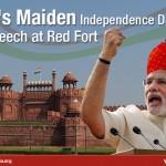 Narendra Modi's 15th August Speech Analysis