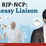 BJP NCP Alliance