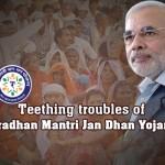 How successful is pradhan mantri's jan dhan yojana