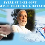 Corruption and Inflation – Where India Stands on Completion of One Year of BJP Government