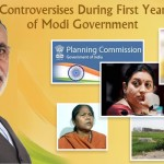 Controversies During First Year of Modi Government