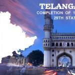 One year of Telangana government