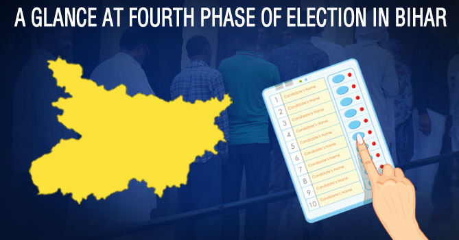 A Glance at Fourth Phase of Election In Bihar