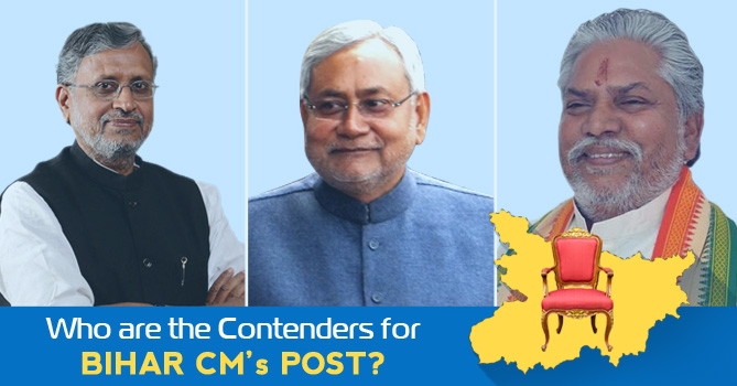 Who are the Contenders for Bihar CM's Post?