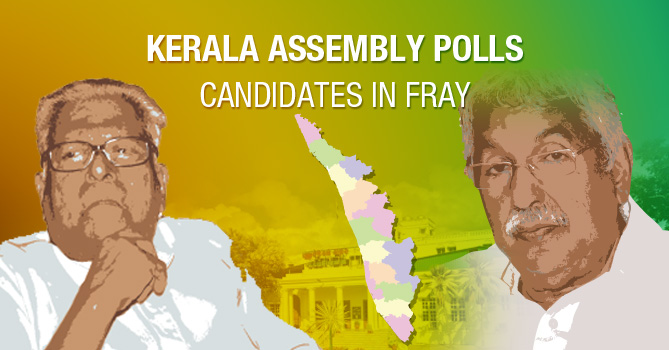Kerala Assembly Polls 2016 : Candidates in Fray