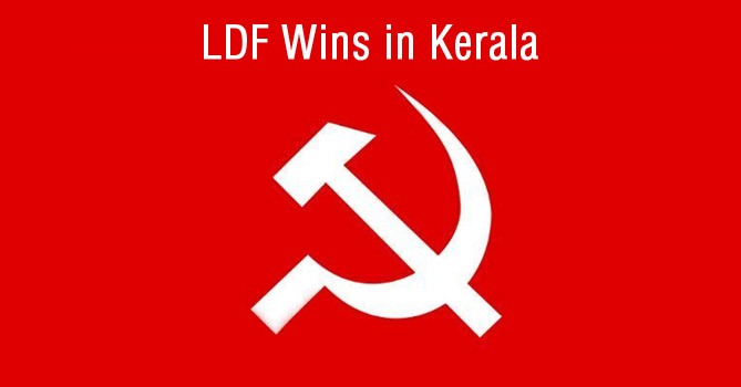 LDF Wins in Kerala