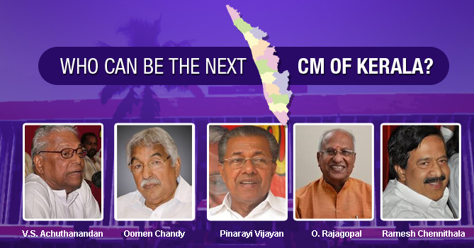 Who can be the next CM of Kerala?