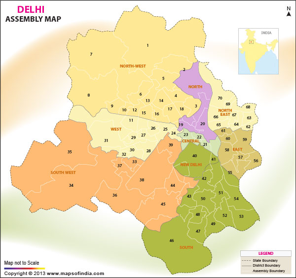 Delhi Assembly Constituency