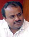 H. D . Kumaraswamy
