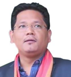 Conrad K Sangma