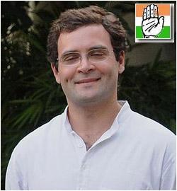 rahul gandhi biography about family political life awards won